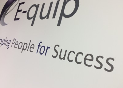 E-quipping People for Success